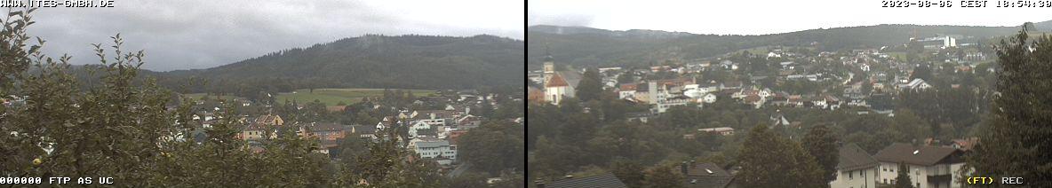 Webcam Stadt Viechtach
